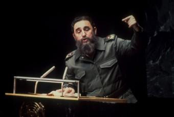 Fidel Castro, foto: Profimedia